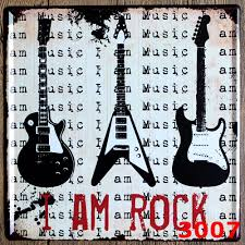 popular rock metal sign buy cheap rock metal sign lots from china
