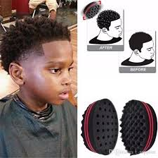 hair bands for men magic sponge men barber hair brush black dreads