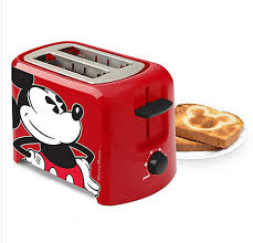 1950s Toaster Top 8 Mickey Mouse Kitchen Items To Add Disney Magic To Your Home