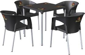 bulk tables and chairs aro table and chairs kit branding adapt marketing