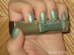my nail graffiti march 2011