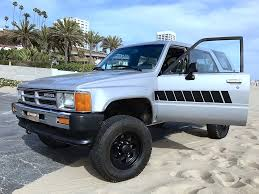 vintage toyota truck 1988 toyota 4runner 1st generation vintage 4wd classic