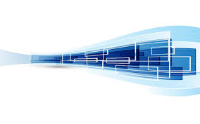 blue lines wallpaper 37278