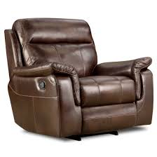 Power Sofa Recliners Leather by Lowery Recliner Ms86210 Living Room Furniture Conn U0027s