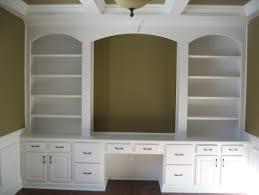 Desk Molding Luxury Home Home Office Custom Built Wall Unit Desk Book
