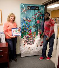 Christmas Door Decorating Contest by Holiday Door Decorating Contest Western University Of Health