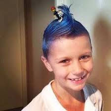 crazy hair ideas for 5 year olds boys 7 best crazy hair ideas images on pinterest crazy hair crazy