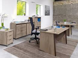 mobilier de bureau gautier mambo chêne gris bureau informatique mobilier par famille mambo
