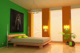 color of bedroom and moods at home interior designing