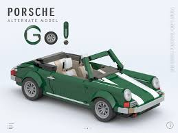 porsche lego set moc porsche for lego creator 10242 set u2013 miniplayhouse com