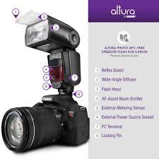 altura photo e ttl auto focus hss professional flash apc 958x
