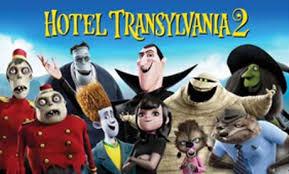 hotel transylvania 2 promo poster