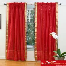 red sheer curtains submited images sheer red curtains