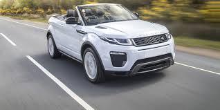 2017 land rover range rover evoque land rover range rover evoque convertible review carwow