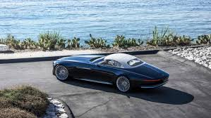 2019 maybach vision 6 cabriolet specs and price automotive news 2018