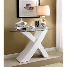 Sofa Table Contemporary by Enchanting Everyone By 5 Most Beautiful White Sofa Table