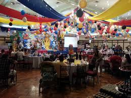 farleyfamily net 1st year birthday party filipino style