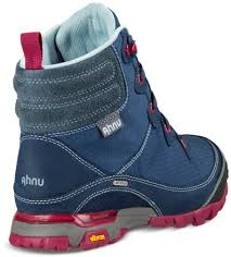 womens boots rei ahnu sugarpine waterproof hiking boots s rei com