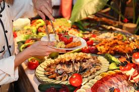 Buffet Items Ideas by What Is A Champagne Breakfast With Pictures