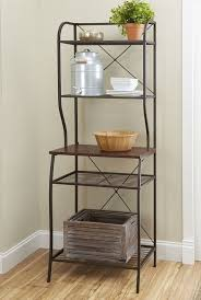Decorating A Bakers Rack Ideas Stylish Bakers Rack In Kitchen 44 Best Ideas For Decorating Bakers