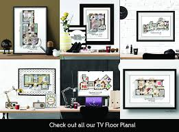 amazon com once upon a time tv show apartment floor plan mary
