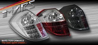2008 subaru outback brake light bulb full smoked led tail lights for subaru 4gen liberty legacy outback