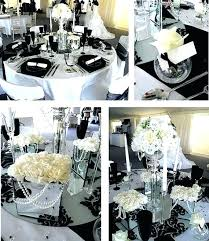 black and white table settings black and white table setting ideas onlinemundo info