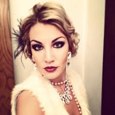 1920 s hair and makeup flapper