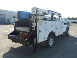 ford f550 utility truck for sale ford f550 service mechanics crane truck 2010 utility service