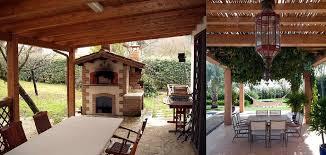 tettoia in legno per terrazzo arredi fiorelli pergolati e tettoie in legno pensiline gazebo