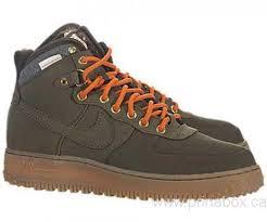 womens duck boots canada nike air 1 premium duck boot loden