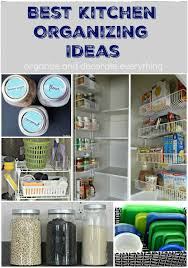 Kitchen Organizing Ideas 10 Of The Best Kitchen Organizing Ideas Organize And Decorate