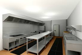 Kitchen Design For Restaurant Cad Drawing Sles Restaurant Design 123