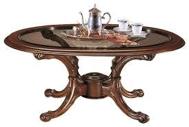 Traditional Coffee Table Classic Italian Coffee Table Traditional Coffee Tables By