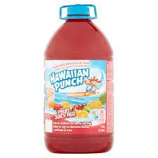 hawaiian punch lemon berry squeeze 1 gal walmart com