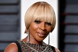 mary j blige hairstyle with sam smith wig on strength of a woman mary j blige finds power in divorce