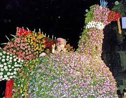 home flower decoration flower decoration exquisite design flower decoration for ganpati