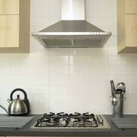 hood fan over stove how to calculate kitchen range hood fan size today s homeowner