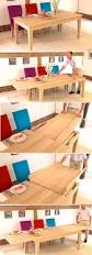 Space Saving Table And Chairs by Best 25 Extendable Dining Table Ideas On Pinterest Expandable