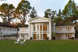 Colonial Homes For Sale by Gorgeous Berkeley Hills Colonial Feels Very East Coast Asks 3 38