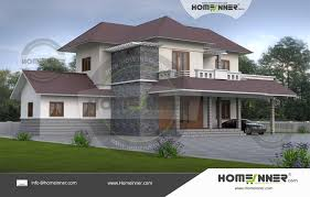 2200 Sq Ft House Plans by Http Www Homeinner Com Kerala Traditional House Plan 2200 Sq Ft