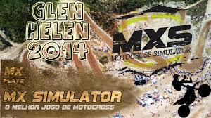 ama motocross 2014 simulador de motocross ama motocross 2014 glen helen