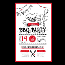 Backyard Bbq Party Menu Barbecue Party Stock Photos Royalty Free Barbecue Party Images