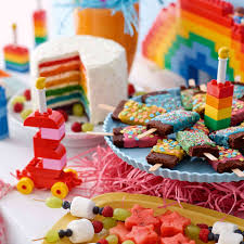 themed pictures how to build a beautiful colorful birthday party articles