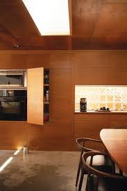 Updating Wood Paneling When You Shouldn U0027t Paint The Wood Paneling U2014 Designed