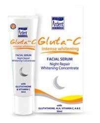 Gluta Skin Care gluta c whitening repair serum 30ml in