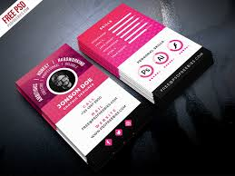 resume business cards resume style business card psd template psdfreebies