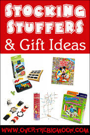 Stocking Stuffers Ideas Kids Stocking Stuffers And Gift Ideas Over The Big Moon