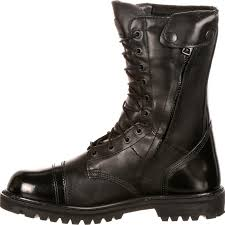 rocky men u0027s waterproof zipper paratrooper boots fq0002095