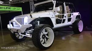 starwood motors jeep interior whipaddict custom jeep wrangler on 26x14 azioni forgiatos by